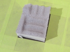 Melamine Acoustic Insulation Bond Test