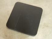 Cut Foam Rubber for Passthrough Acoustic Plug