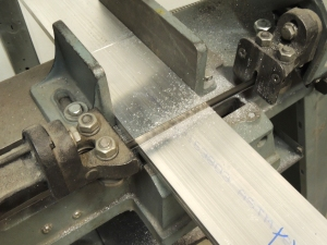 Fabricated Cabinet Mount Plates