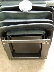 Fabricated Passenger Side Seat Mount