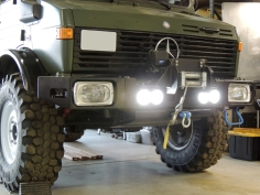 Final Wired Headlights, Foglights, and Marker Lights
