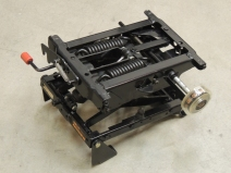 Reassembled Driver Side Suspension Seat