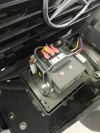 Rewired Ground Wiring for Winch and Secured All Winch Wiring