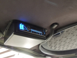 Tested Cab Audio System with USB MP3 Files