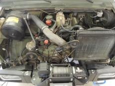 U1300L OM366A Engine Inspection