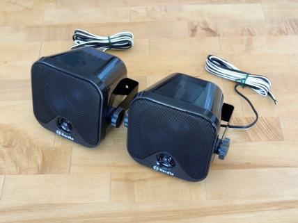Received cab speakers