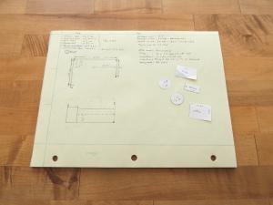 Updated measurements and revisited habitat passenger side design