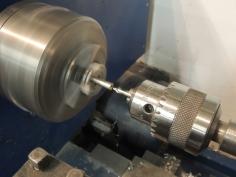 Fabricated ground mounting plug hardware