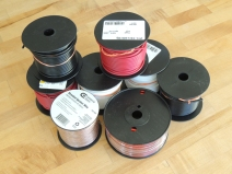 Received wire