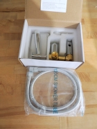 Received shower fixture