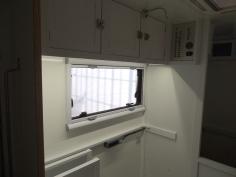 Function checked passenger side under cabinet led light strip