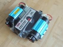 Received ARB air compressor