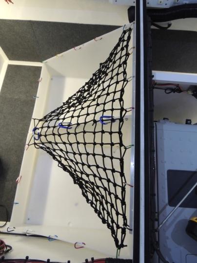 Installed cargo net