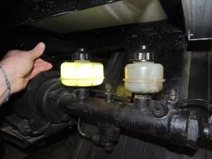 Bled brakes