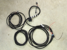 Pre-heater wiring