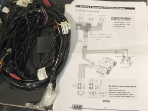 Reviewed electric air compressor wiring