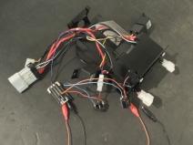 Rewired inside of ARB air compressor