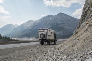 Scenic Northern British Columbia