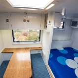 Wabi-Sabi Overland Expedition Truck Habitat Interior (11)