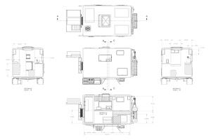 Wabi-Sabi Overland Expedition Truck Design