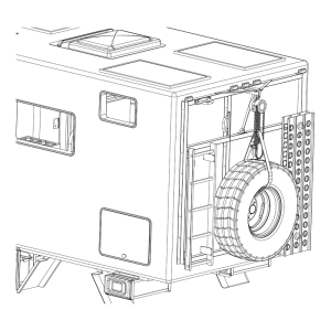 Wabi-Sabi Overland Expedition Truck Design