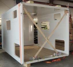 WabiSabi Overland Expedition Truck Habitat Build (5)