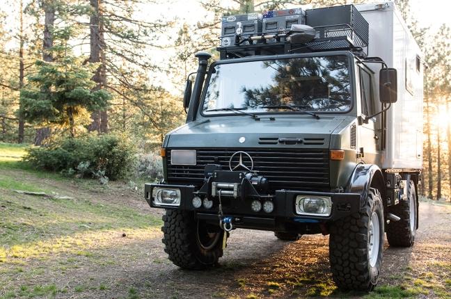 WabiSabi Overland Expedition Truck