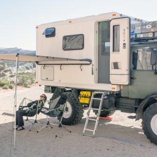 Wabi-Sabi Overland Expedition Truck Overview