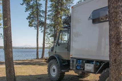 British Columbia Wild Camping