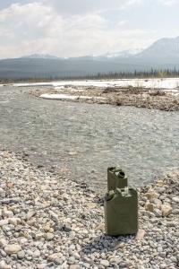 Fresh Water Resupply