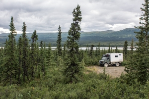 Fairbanks and Denali Highway