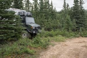 Slowing down and exploring Alaska