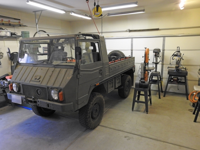 1974 Pinzgauer 710M