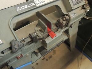Fabricating Fiberglass Battery Hold Down