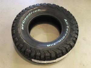 New Goodrich All Terrain Tire for Spare
