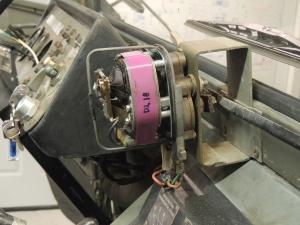 Fixed Pinzgauer Wiper Motor
