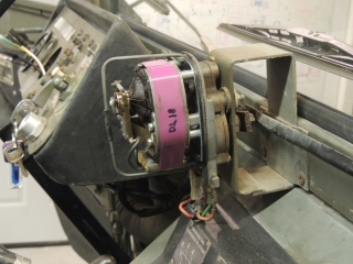 Fixed Pinzgauer Wiper Motor