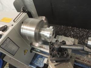 Making Pinzgauer Transfer Case Seal Installation Tool