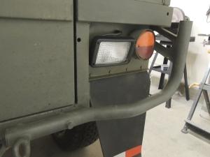 Pinzgauer Custom Reverse Light
