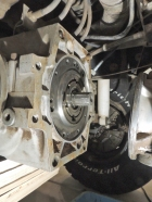 Pinzgauer Front Differential