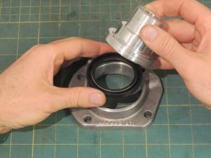 Pinzgauer Transfer Case Seal Installation Tool