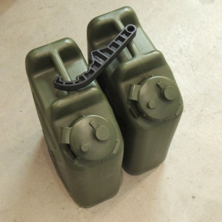 Water Jerry Cans