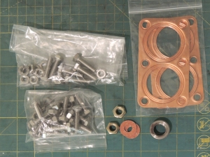 Exhaust System Seal Hardware