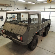 Making Custom Pinzgauer Cab Hardtop - Final Fit Check